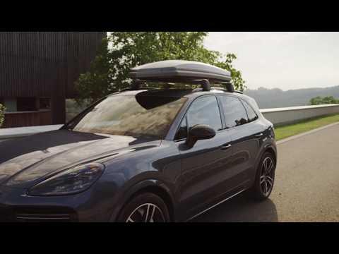 Porsche Tequipment Roof Transport System