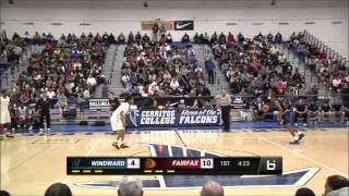 Fairfax vs Winward @State Preview Classic - Full Game