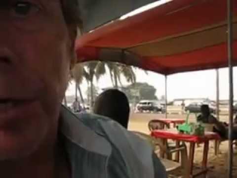 Flies in my Drink Stopper in Togo West Africa