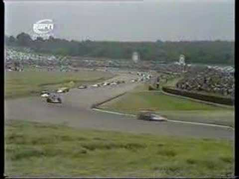 Formula One 1973 British Grand Prix start
