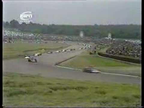 Formula One 1973 British Grand Prix start