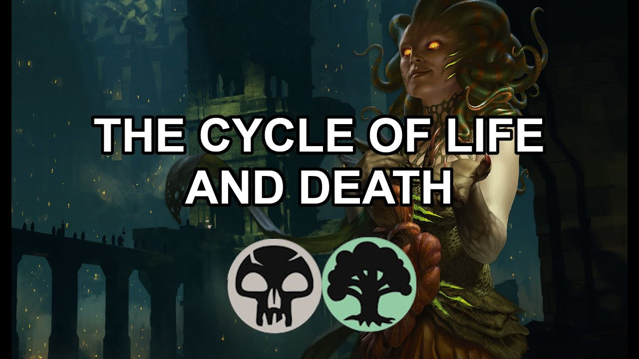 THE TOUCH OF DEATH - MTG Arena - Original Decks