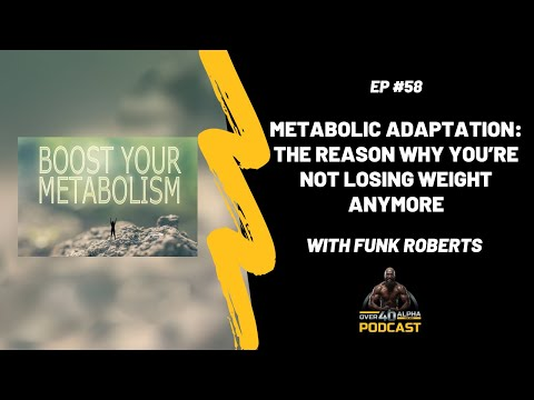 Metabolic Adaptation: Why You Can't Lose Weight Anymore
