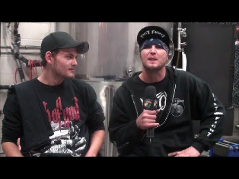 Fist Fight Interview at Black Sky Brewery