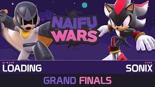 Grand finals of Naifu Wars #24! This event had 160 entrants. Full r...
