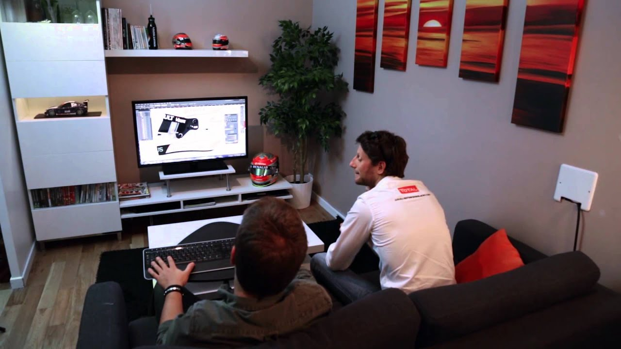 #ThePretender Episode 12 - Grand Prix des USA - TotalEnergies x Racing