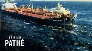 Exxon Valdez Oil Spill (1989)
