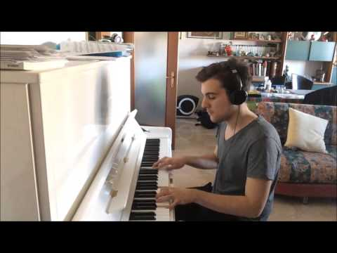 DNCE - Jinx (Piano Cover) | by Alex Shade