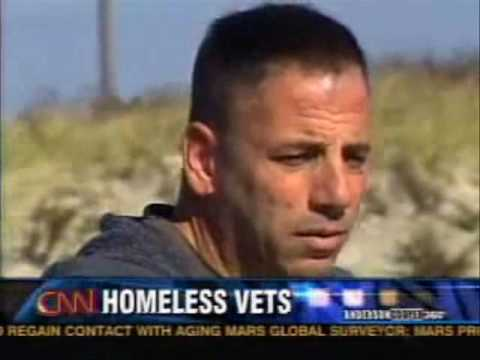 Homeless Veterans CNN