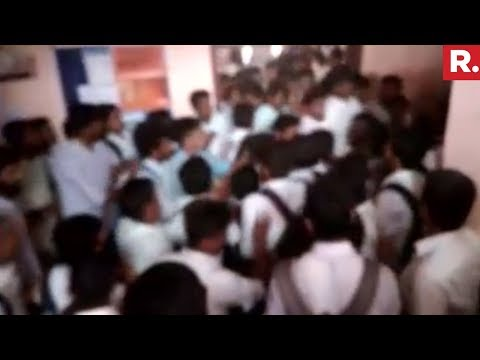 Student Clashes In Cochin University After Beef Cutlet Served