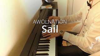 Awolnation Sail Piano Cover Sheets.mp3