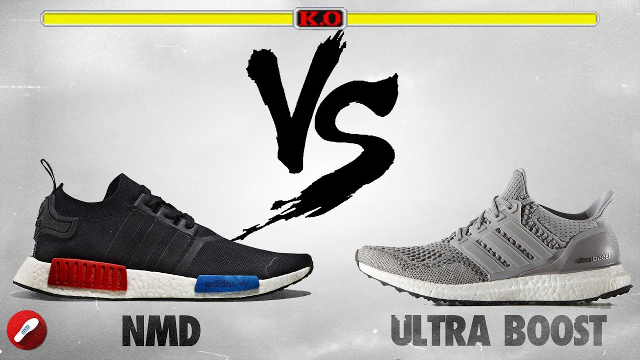 6f0929e1a6bd Adidas NMD vs Adidas Ultra Boost! - YouTube