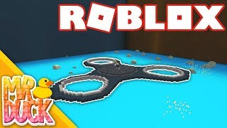 Roblox Build A Boat For Treasure - GIANT FIDGET SPINNER!!