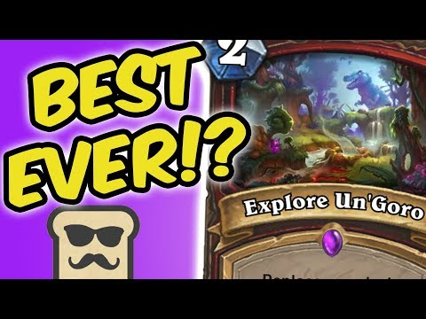 CRAZIEST GAME OF MY HEARTHSTONE CAREER FT. SCARRA | EXPLORE UN'GORO | HEARTHSTONE | DISGUISED TOAST