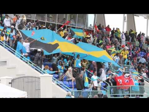 Carifta Spectators Bermuda Apr 7 2012