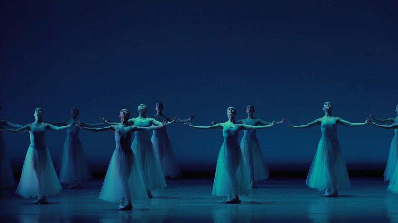 Download ONSTAGE | George Balanchine's Serenade