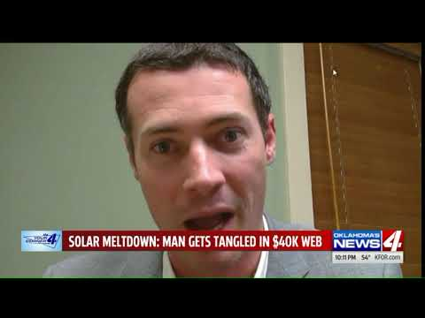 Metro Customer Rolls The Dice On Solar Panels And Gets More Debt