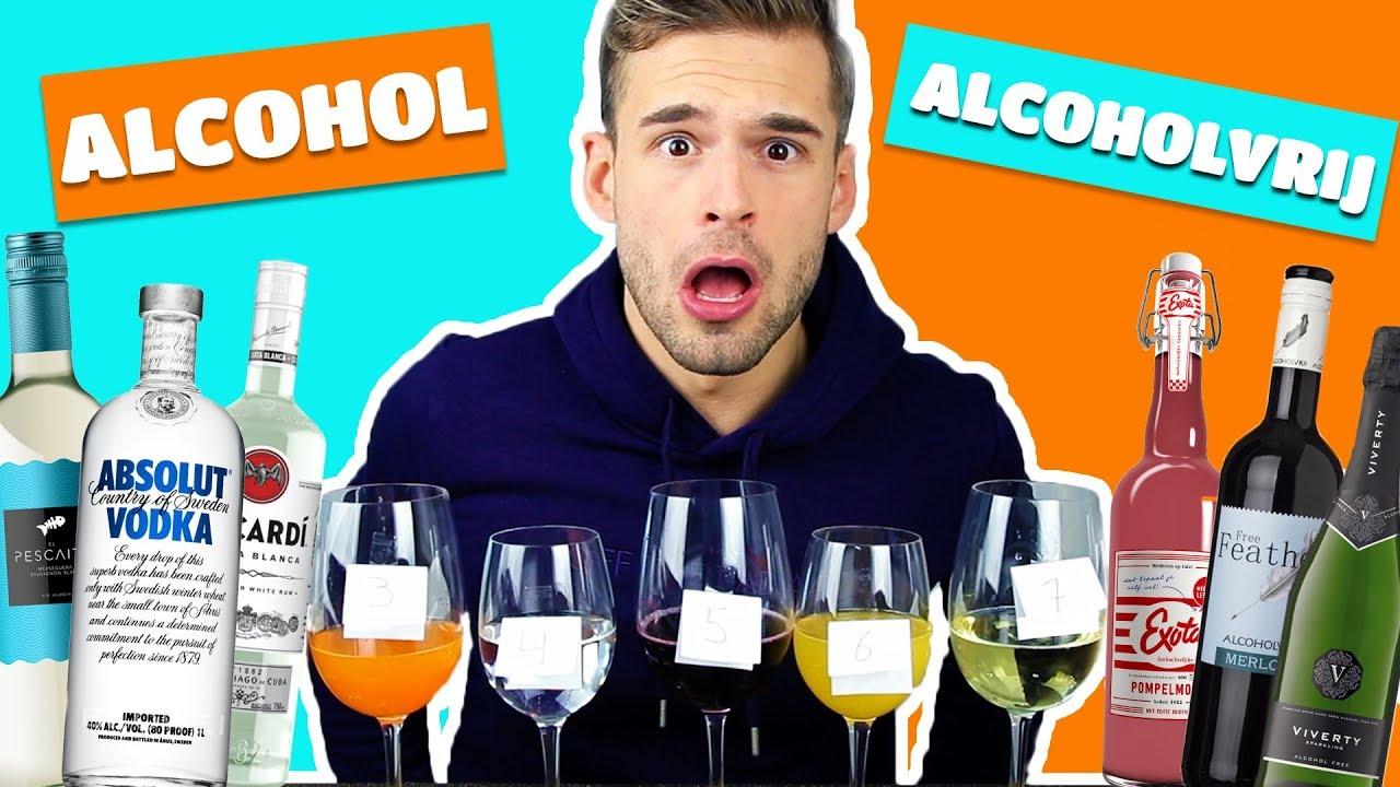 Alkohol Challenge