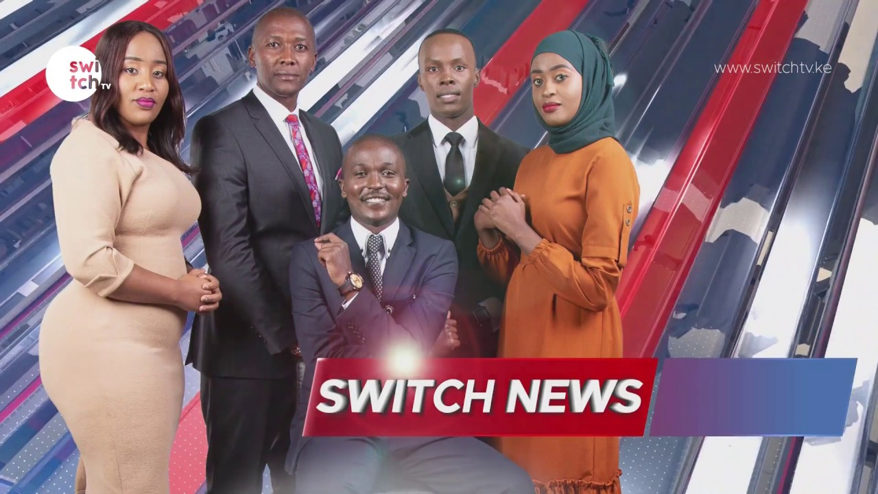 Meet the new faces of Switch TV News