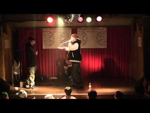 TOKYO歌舞技vol.8 BEATBOX SIDE Round of 16 風太 VS RyoTracks