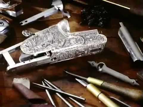 Krieghoff: Gravurenstudio - Engraving Studio
