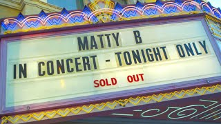 MattyBRaps LIVE 2015