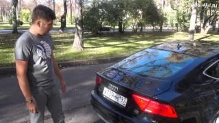 Audi A7 Тест драйв Anton Avtoman(, 2015-01-10T13:04:48.000Z)