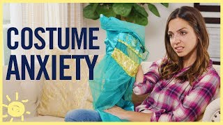 MOM THERAPY | Kids Halloween Costume Anxiety