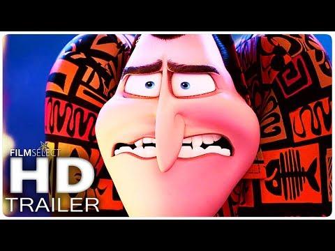 HOTEL TRANSYLVANIA 3 Trailer Oficial 2 Español Latino (2018)