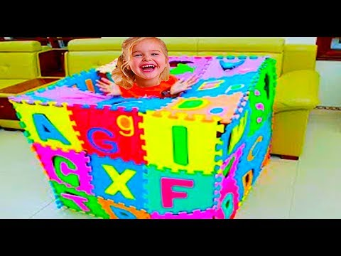 Abc Song   Alphabet Songs Phonics   A Is For Apple  Emma Pretend Play