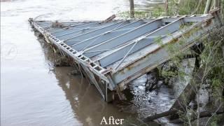 Historic Ozark County Flood 4-29-17