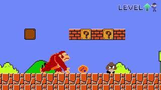 Characters in Super Mario Bros Diversos Personagens NINTENDO no Mario 1