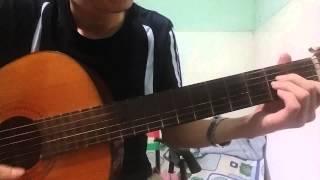 Hướng dẫn chơi guitar trong vòng 1 tuần