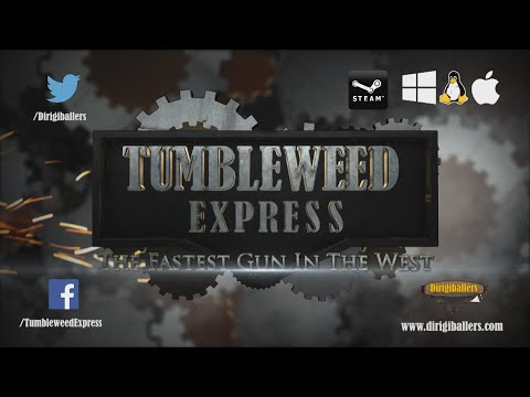 Tumbleweed Express - The Fastest Gun In The West