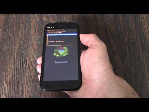 How To Hard Reset A BLU Studio 5.0 II D532U Smartphone