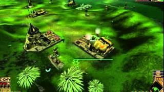 Dark Reign 2 Sprawler Campaign Chapter 4 HD