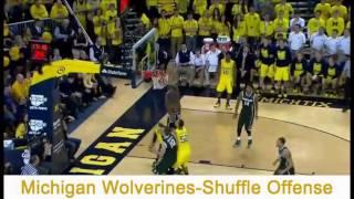 NCAA Shuffle Offense STS