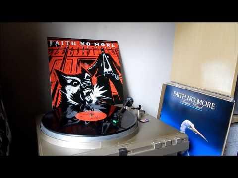 Faith No More - Evidence (1995 vinyl rip / Audio-Technica AT95E)