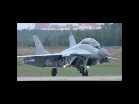 Mig 35 Fulcrum, ya en pruebas con la Fuerza Aerea Rusa