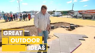 Better Homes And Gardens - How To Design Your Front Yard (part One)