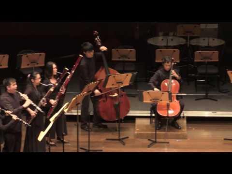Dvořák: Serenade for Wind Instruments, op. 44