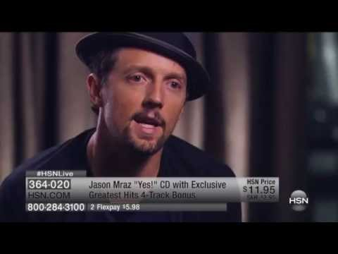 Jason Mraz on HSN Live [FULL]