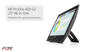 HP ProOne 400 G2 20 inch Non Touch All in One