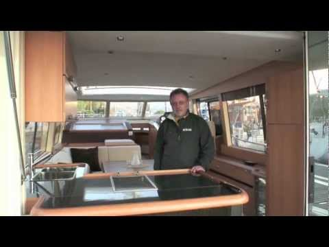 Greenline 40 from Motor Boat & Yachting