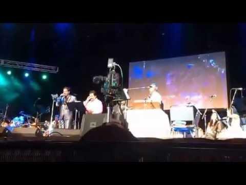 Ilaiyaraaja - Kadalile Thanimaiyil Ponaalum - Sembaruthi -Exclusive Tamil Live in Concert