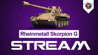 Rheinmetall Skorpion G / EviL_GrannY СТРИМ / Rhm. Skorpion