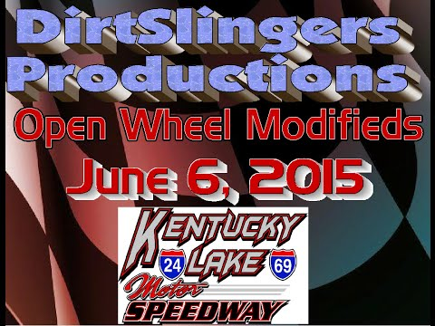 Modifieds @ KLMS 6/6/15
