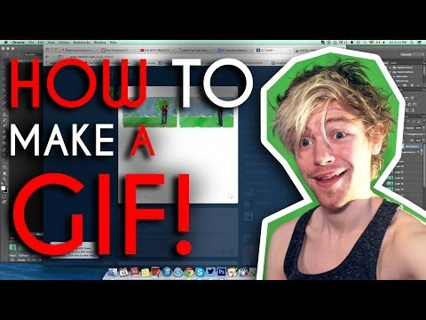 HOW TO MAKE A GIF (And Upload it to Tumblr)