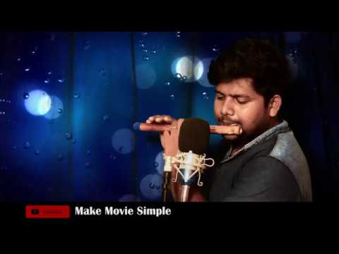 Kanave Kanave | David | Instrumental Flute Version | Sathyaseelan