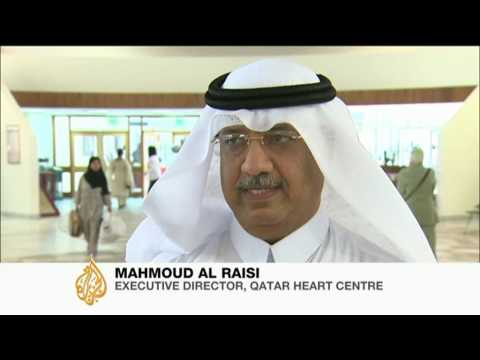 Qatar oil a boost to health?  - 11 Sep 09